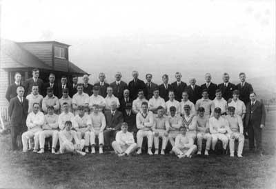Steeton CC 1928