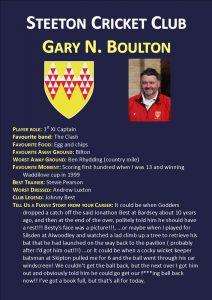 Gary Boulton
