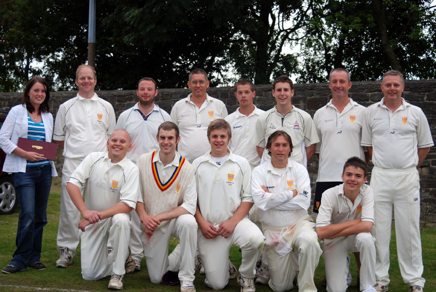 Steeton 2nd XI 2009