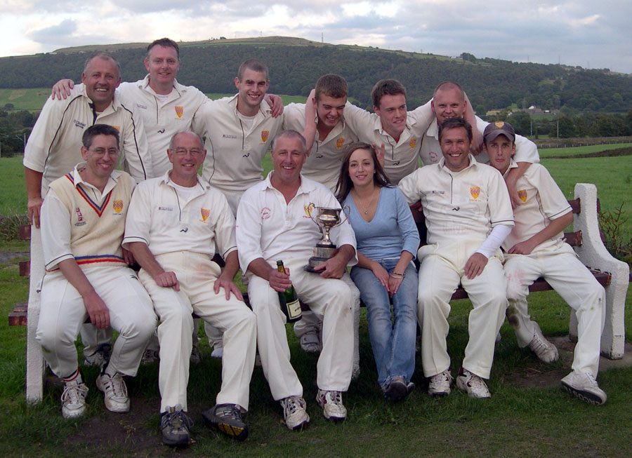 Second XI 2007 - League Champions