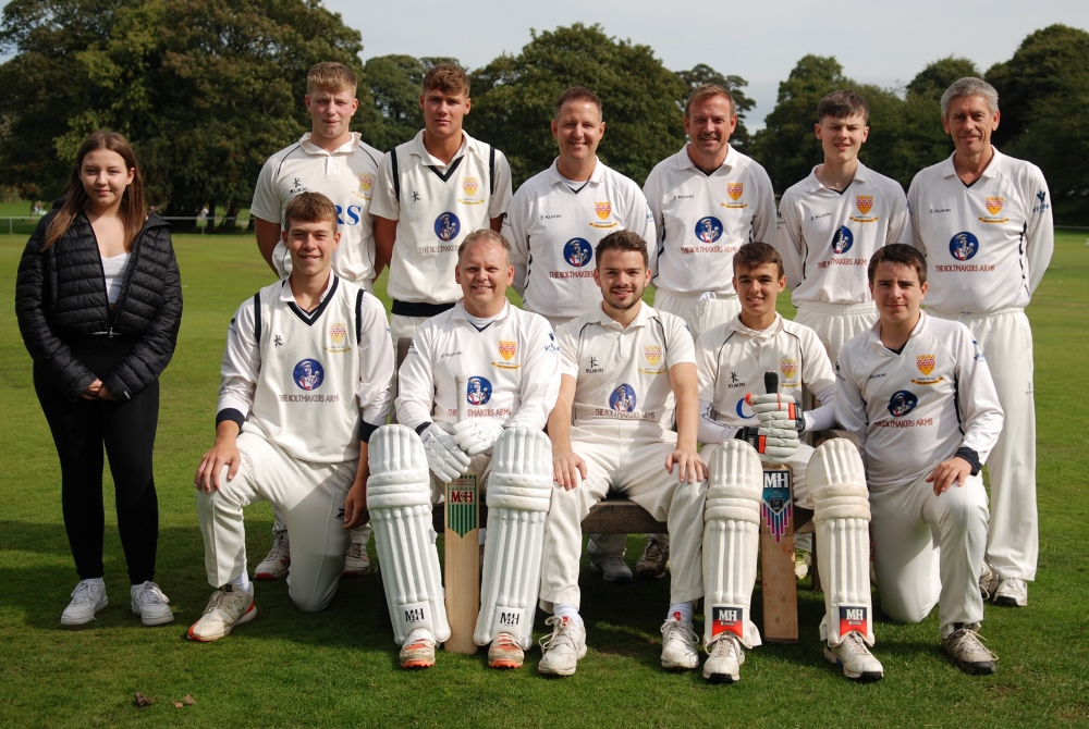 Steeton 2nd XI 2019