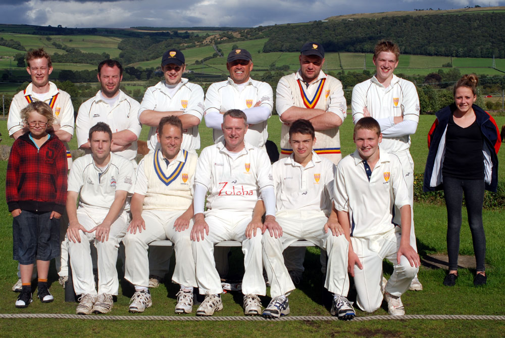 Steeton 2nd XI 2011