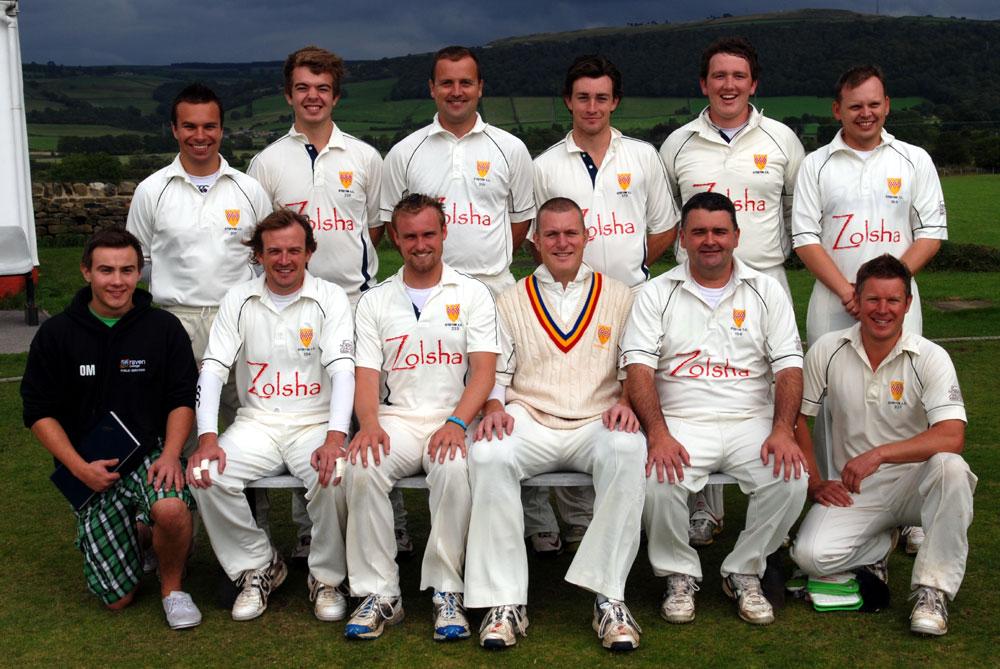 Steeton 1st XI 2011