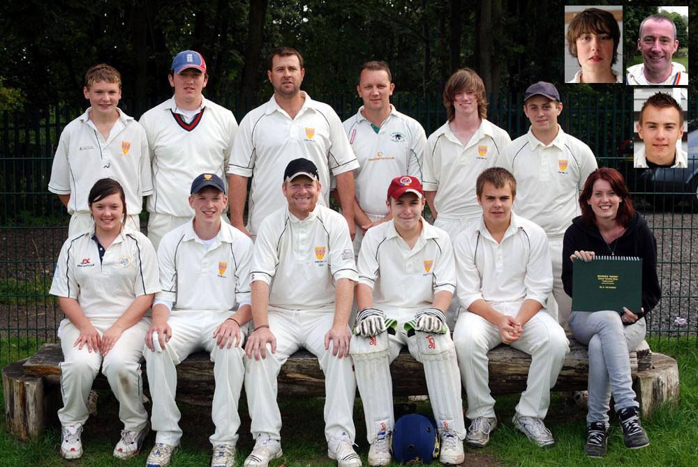 Steeton 3rd XI 2010