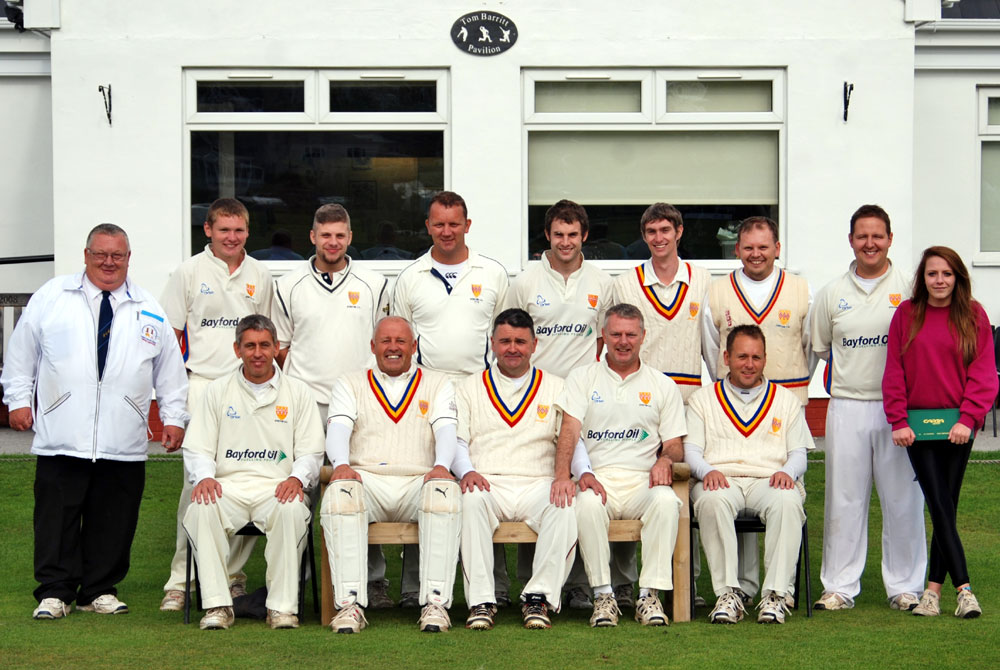 Steeton 2nd XI 2013