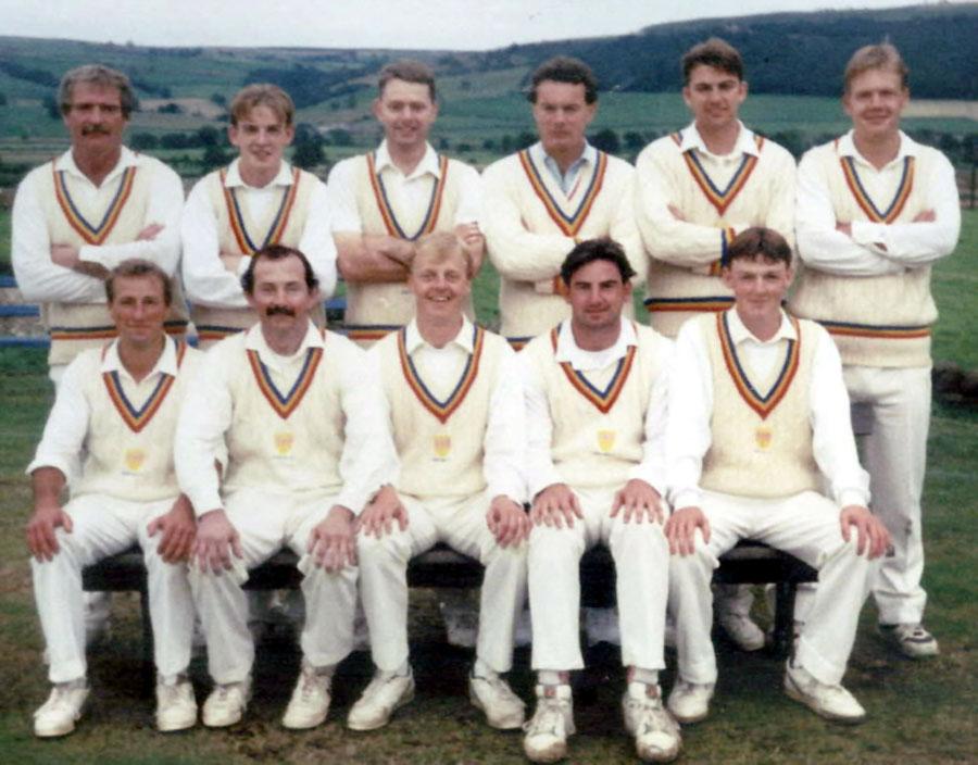 Steeton 1st XI 1993