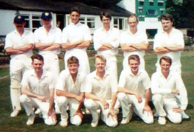 Steeton 1st XI 1994