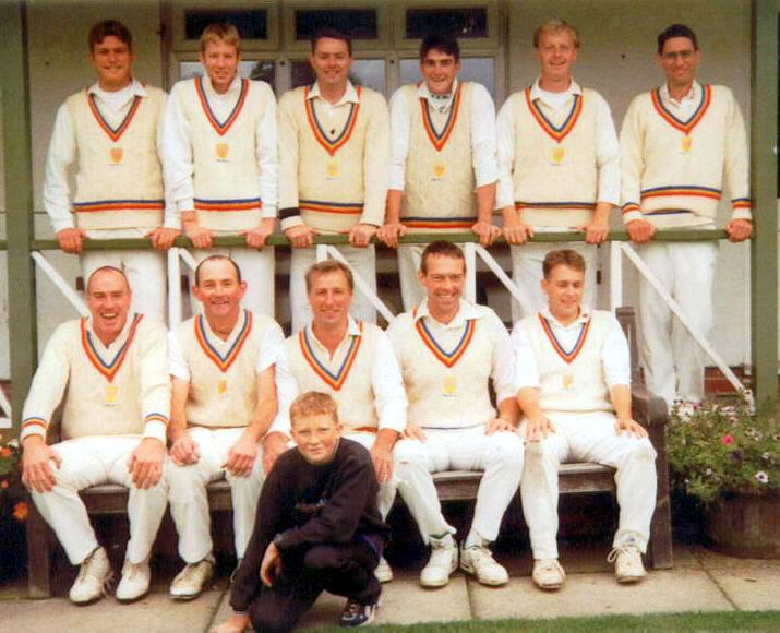 Steeton 1st XI 1997