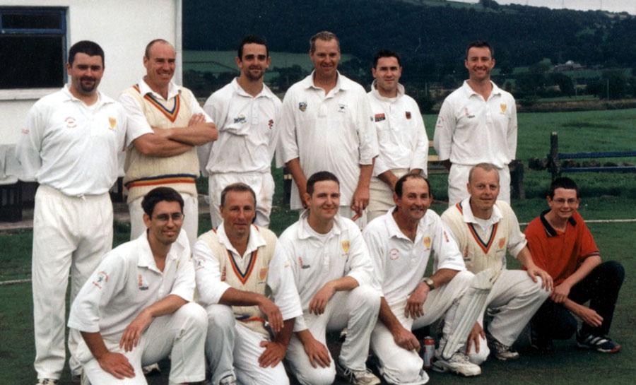 Steeton 1st XI 2001