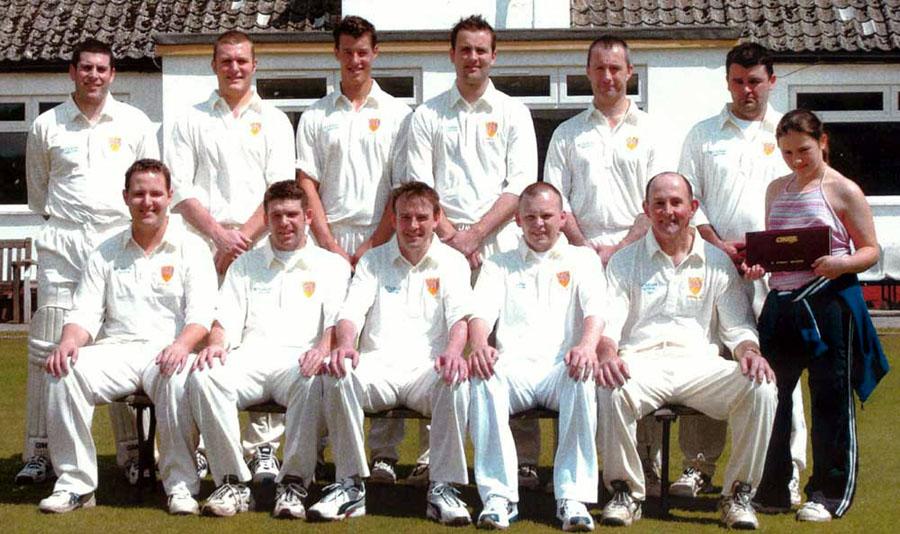 Steeton 1st XI 2004