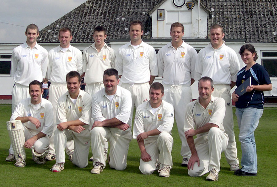 First XI 2006 - A Division Runners-up