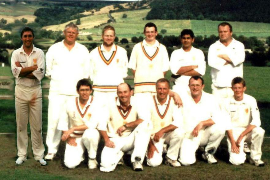Steeton 2nd XI 2003