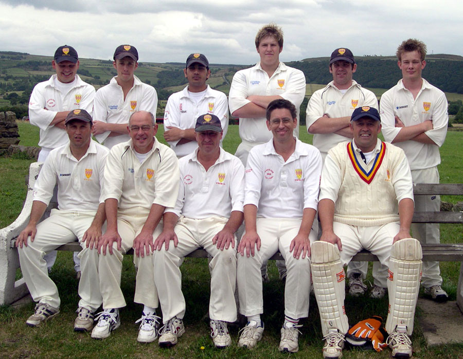 Second XI 2006 - League Champions & Birtwhistle Cup Runners-up