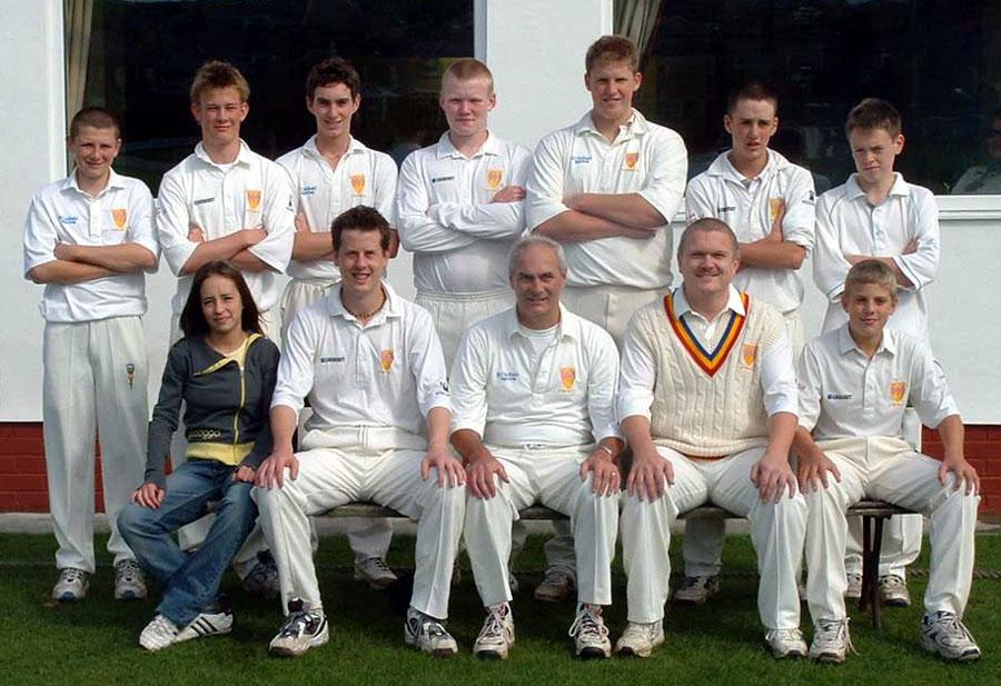 Steeton 3rd XI 2004