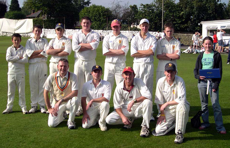 Steeton 3rd XI 2005