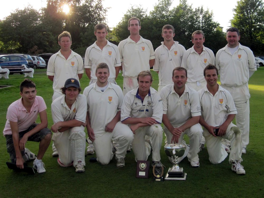 Keighley Twenty20 Cup Champions 2010