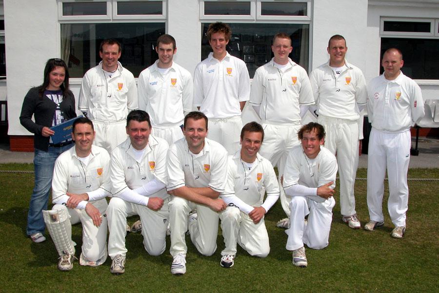 Steeton 1st XI 2008