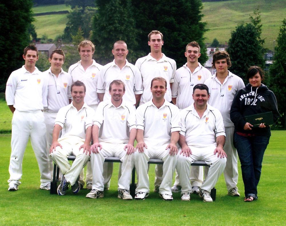Steeton 1st XI 2010