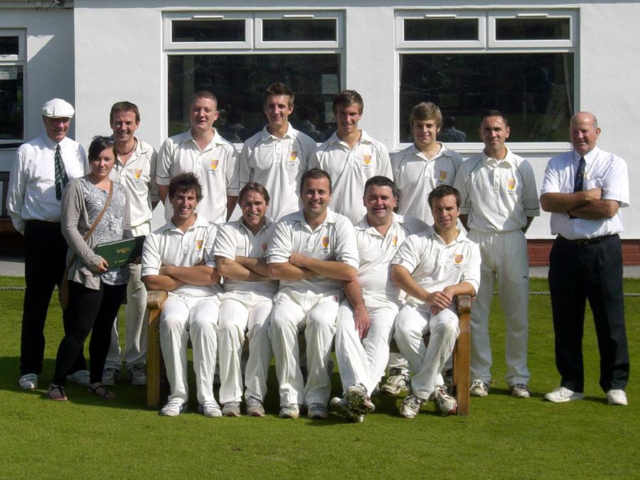 Steeton 1st XI 2009
